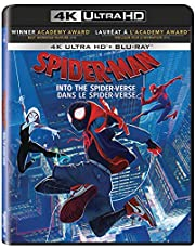 Spider-Man: Into The Spider-Verse (Bilingual) - UHD + Blu-ray Combo Pack