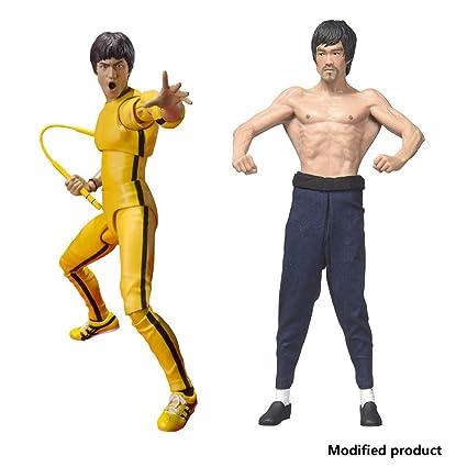 Siyushop Figura De Acción De Bruce Lee (Traje De Chándal ...