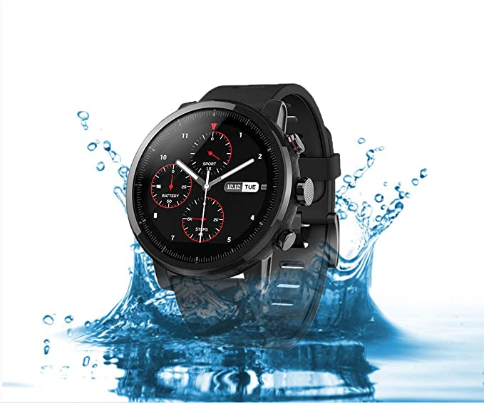 Xiaomi Huami Amazfit Smart Watch Stratos 2 Sports Smartwatch ...