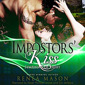 Impostors' Kiss Audiobook