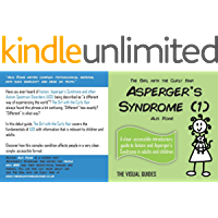 Asperger's Syndrome (1): by the girl with the curly hair (The Visual Guides)