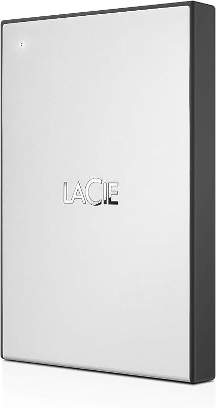 LaCie Drive STHY1000800, Disco Duro Externo Portátil de 2.5 ...