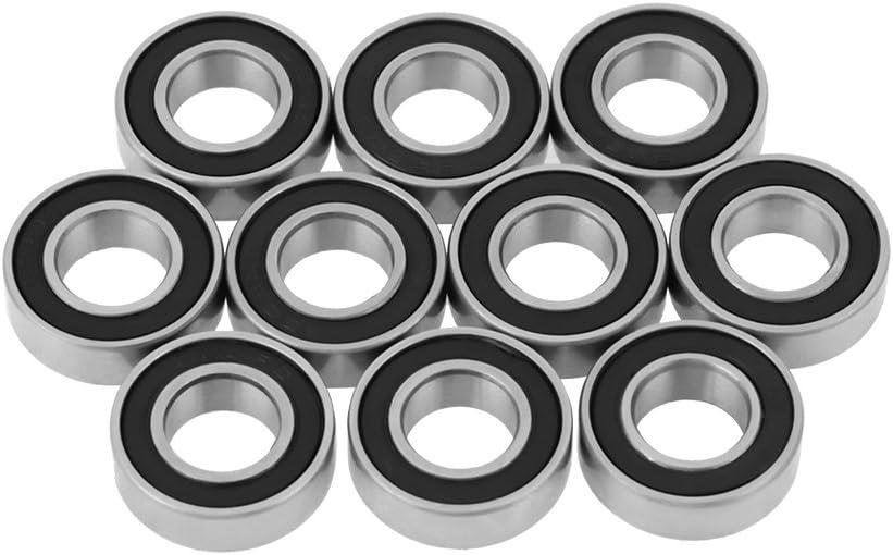10 St/üCk 688-2rs Gummigedichtet 8x16x5mm NITRIP Rillenkugellager