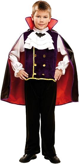 My Other Me Me-202539 Disfraz de Rey vampiro para niño, 5-6 años ...