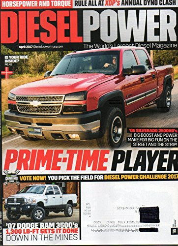 Diesel Power The World's Largest Diesel Magazine 2017 MERCEDES-BENZ GLS350d 4Matic 2005 SILVERADO 2500HD's BIG BOOST AND POWER MAKE FOR BIG FUN ON THE STREET AND THE STRIP