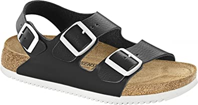 Birkenstock Original Milano SL Leather Narrow width 280266  Amazon ... 8061e75a2d1