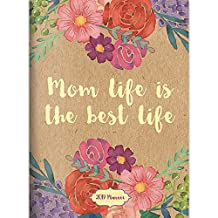 Mom Life Is the Best Life Monthly Planner