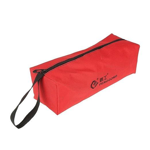 Bolsa de herramientas de lona, bolsa con cremallera, bolsas ...