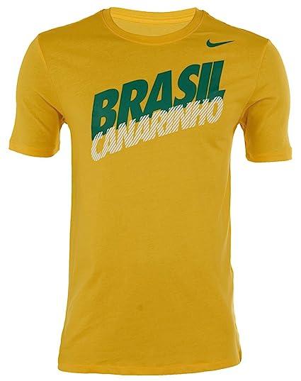 8043aecf142 Nike  652170-703  CBF CORE Type TEE Mens T Shirt NIKEYELLOW Green White
