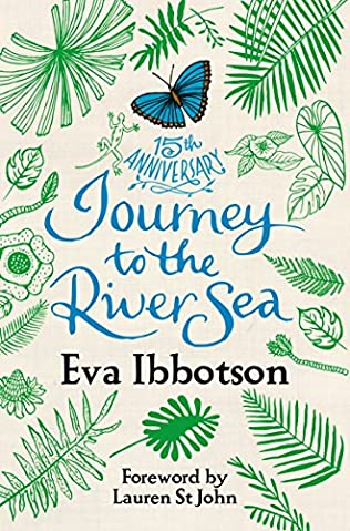 book cover of Journey to the River Sea