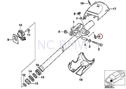 Amazon Com Bmw Genuine Fracture Bolt Automotive