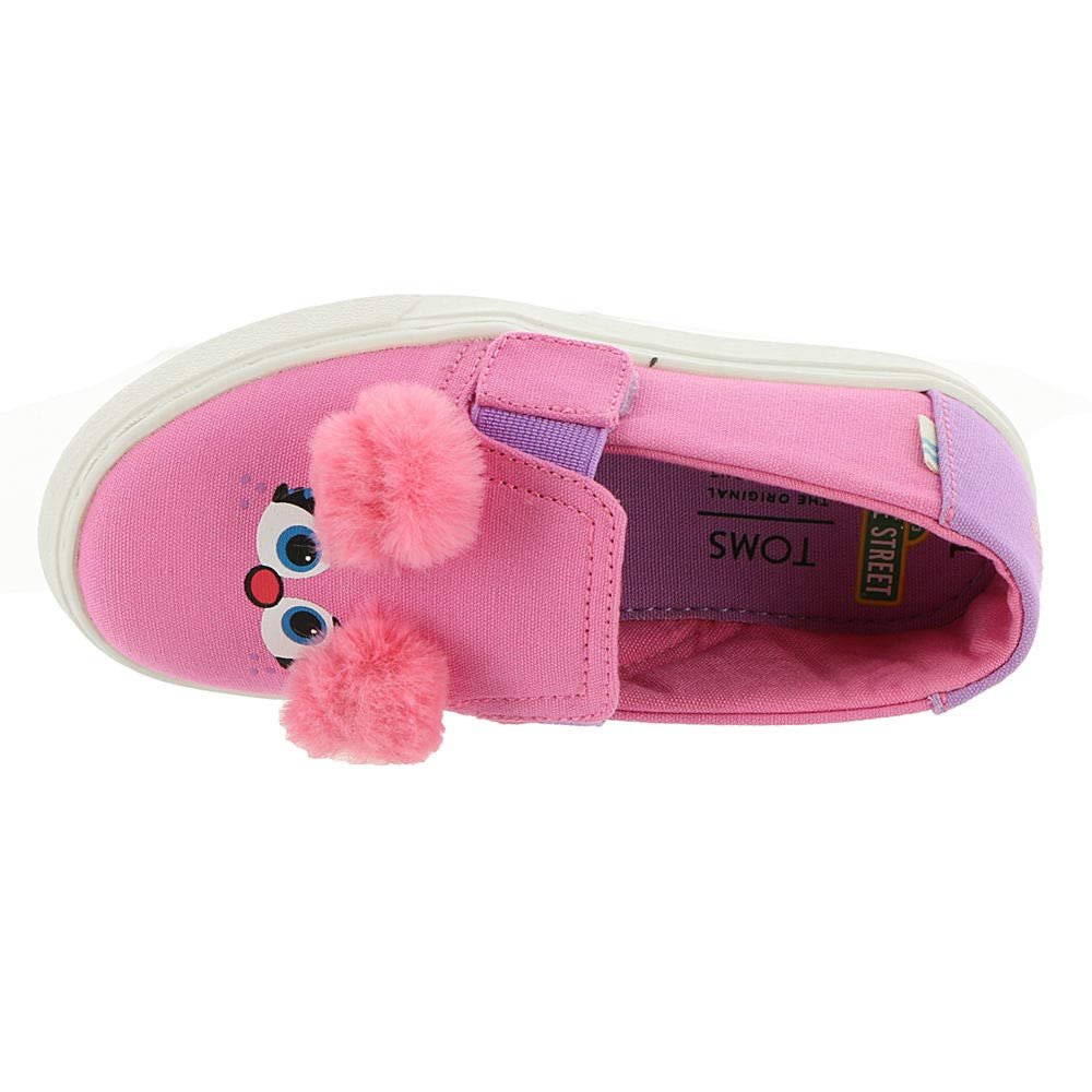 316b9365603d Amazon.com | TOMS Kids' 10009918 Alpargata-K | Loafers
