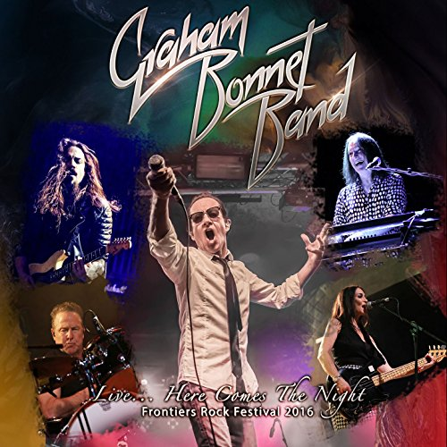 Graham Bonnet Band - Live Here Comes The Night - BD - FLAC - 2017 - BOCKSCAR Download