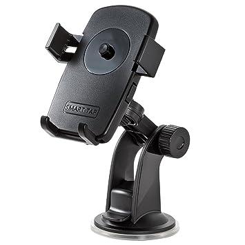 【クリックで詳細表示】<title>Amazon.co.jp: サンワダイレクト iPhone スマートフォン 車載ホルダー 片手で着脱可能 200-CAR012 [フラストレーションフリーパッケージ (FFP)]: 家電・カメラ</title>
