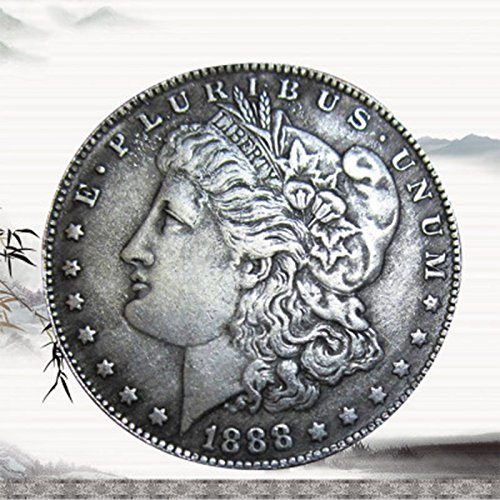Coin Collecting, Silver Dollar USA Old Original Pre 1921 Morgan (Usa Dollar Coins)