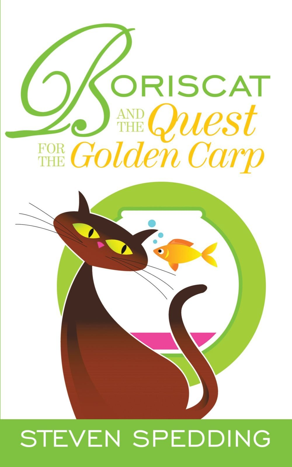 Boriscat And The Quest For The Golden Carp PDF