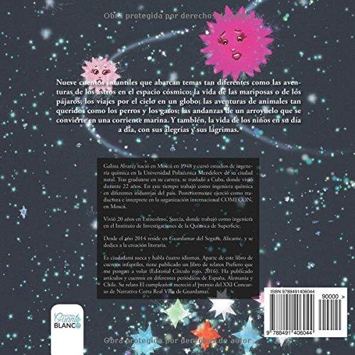 Aventuras de una estrella perdida (Spanish Edition): Galina Álvarez: 9788491406044: Amazon.com: Books