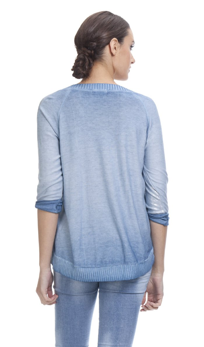 TANTRA Top Roma - Women - Onesize - Blue by Tantra (Image #2)