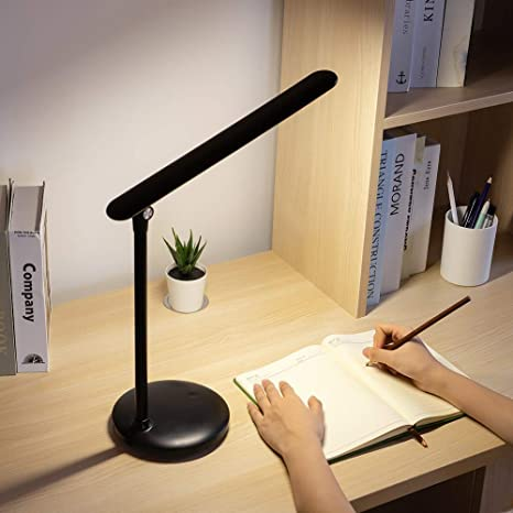 Amazon.com: Onefire - Lámpara LED de escritorio con 36 ...