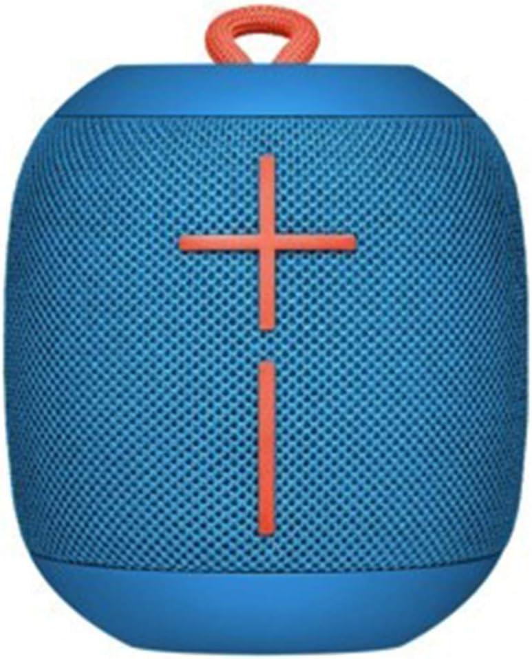 Altavoz Bluetooth Inalámbrico Portátil Wonderboom, Graves Atronadors, Sonido 360, Frank, Conectar Dos Altavoces Para Alta Fidelidad, 10 Horas De Duración De La Batería, Rango De 100 Pies - Phantom Neg