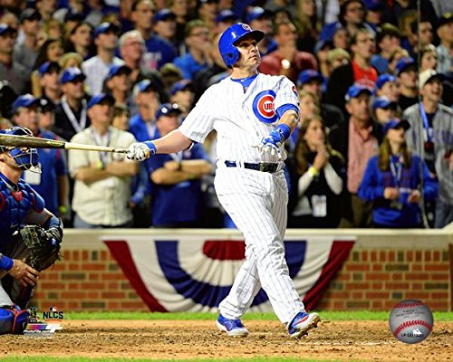 "Miguel Montero Chicago Cubs 2016 NLCS Game 1 Grand Slam Photo (Size: 8"" x 10"")"