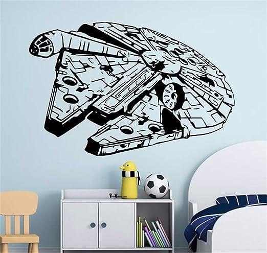 Star Wars III Wall Sticker Removable Vinyl Cartoon Decal Kids Nursery Boys Decor