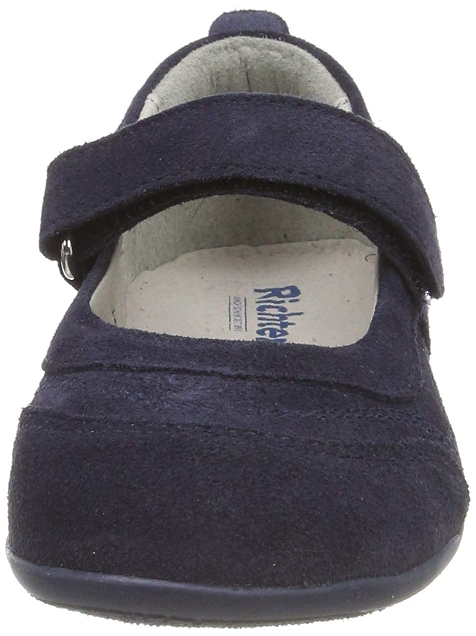 Atlantic 7200 11 UK Richter Kinderschuhe Unisex Kids/' Bios Mules Blue