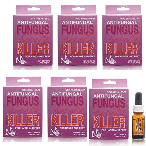 no miss fungus killer for feet - 5