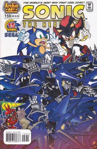 Sonic The Hedgehog #159 ()