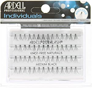 Ardell Duralash Naturals Flare Medium Black (56 Lashes) (3 Pack)