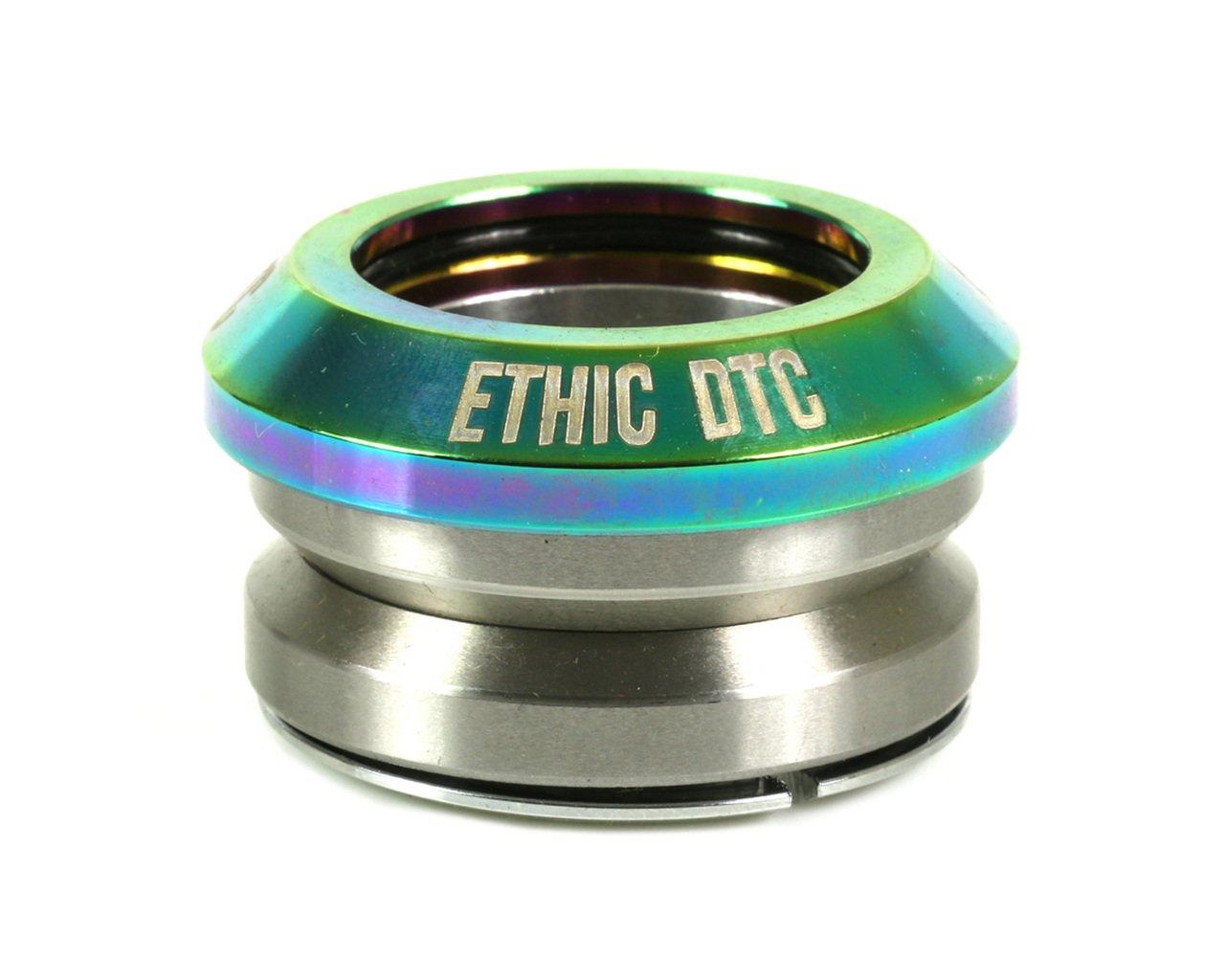Ethic Integrated Headset Neochrome / Oil Slick