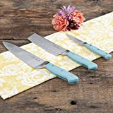 The Pioneer Woman Teal 3-Piece Cutlery Set Review