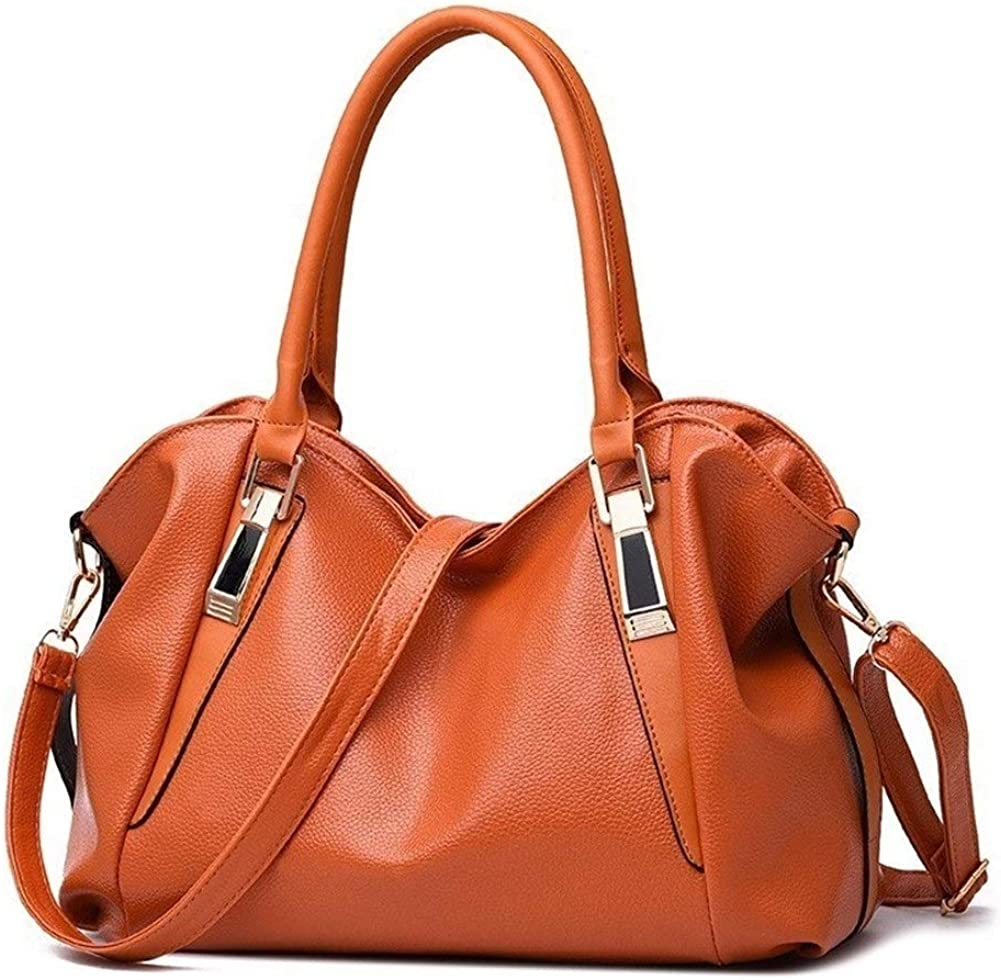 Women Handbag Female PU Leather Bags Handbags Ladies Portable Shoulder Bag Office Ladies Bag Totes