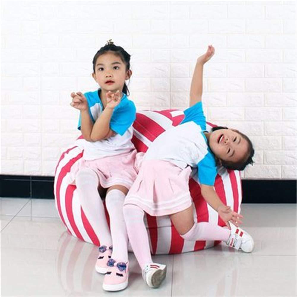 Pl/üschtier Spielzeug Organizer f/ür Kinder M/ädchen und Kinder Extra gro/ße Stuff n Sit Organisation f/ür Kinder Spielzeugaufbewahrung LYWNB Stofftieraufbewahrung Sitzsack Stuhl