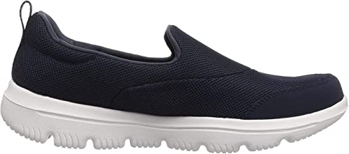 Skechers Damen Go Walk Evolution Ultra Reach Slip On Sneaker lWMu6
