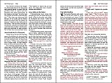 NIV, Thinline Bible, Giant Print, Leathersoft, Gray/Purple, Red Letter Edition, Comfort Print