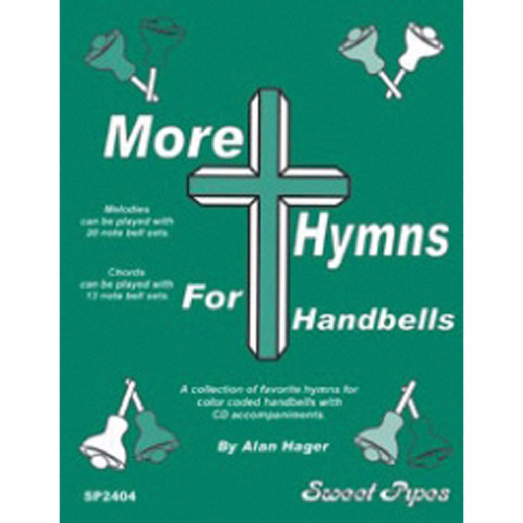Hager More Hymns for Handbells (12 Hymns; All Ages) Westco