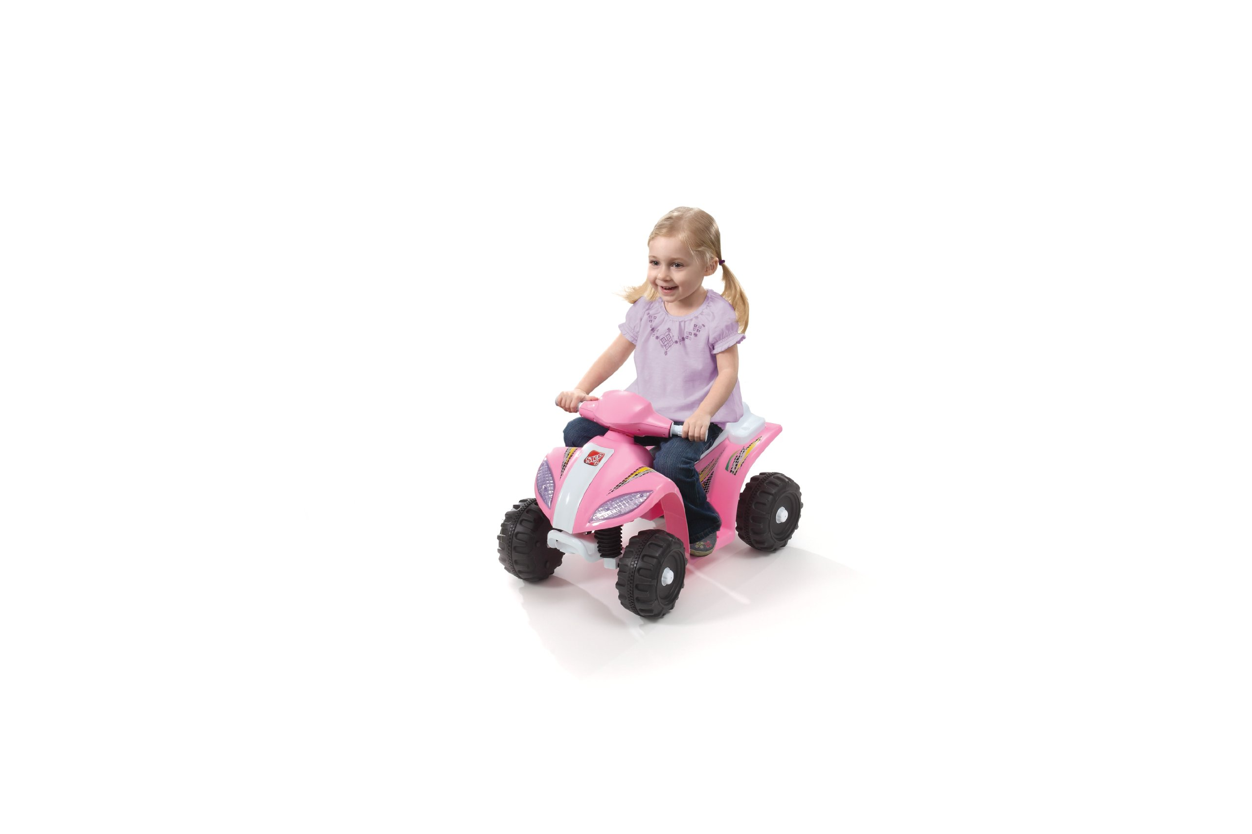 Step2 Mini Quad Ride On, Pink