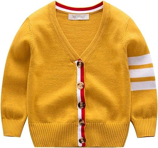 Weentop Suéter Tipo cárdigan para niños Hecho con algodón orgánico ...