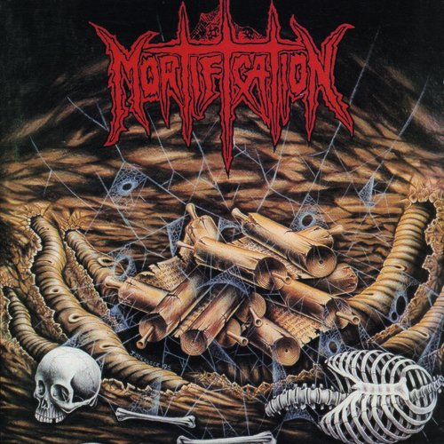 CD : Mortification - Scrolls Of The Megilloth (CD)