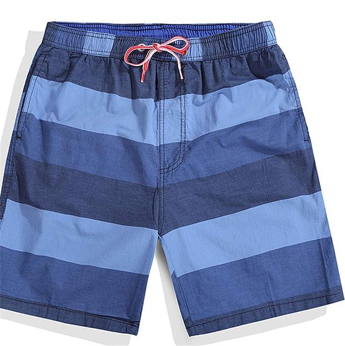 Amazon.com: Pantalones cortos de playa de secado rápido para ...