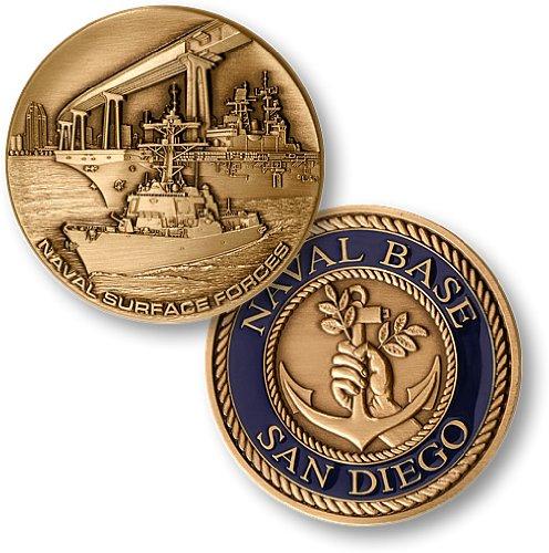 - Naval Station San Diego