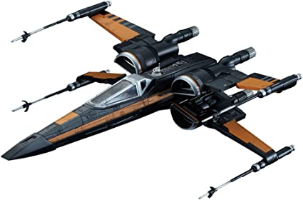 Poe/'s X-wing Fighter Starwars QUICK POST TO THE UK  AVAILABLE