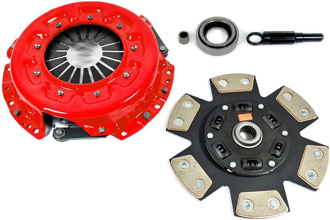 EFT STAGE 3 CLUTCH KIT fits 1990-1996 NISSAN 300ZX NON-TURBO COUPE CONVERTIBLE