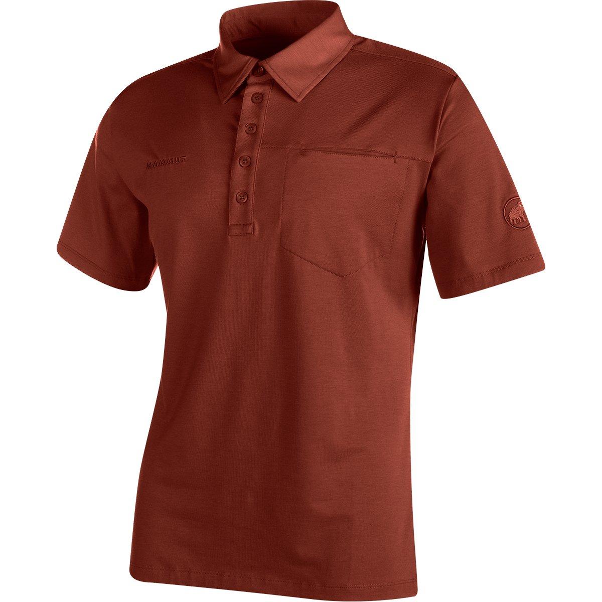 Mammut Trovat Tour Camiseta Polo Men - Tiempo Libre y de Viaje ...