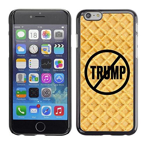 """Print Motif Coque de protection Case Cover // Q04110527 Jamais Trump gâteau // Apple iPhone 6 PLUS 5.5"""""""