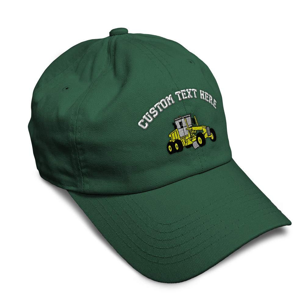 Custom Soft Baseball Cap Grader Embroidery Twill Cotton Dad Hats for Men /& Women