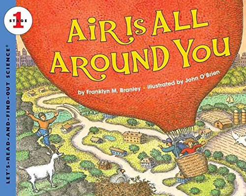 [(Air Is All Around You)] [By (author) Franklyn Mansfield Branley ] published on (September, 2006) pdf