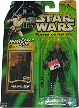 STAR WARS Galactic Heroes Phantom Menace Jedi Qui Gon Jinn