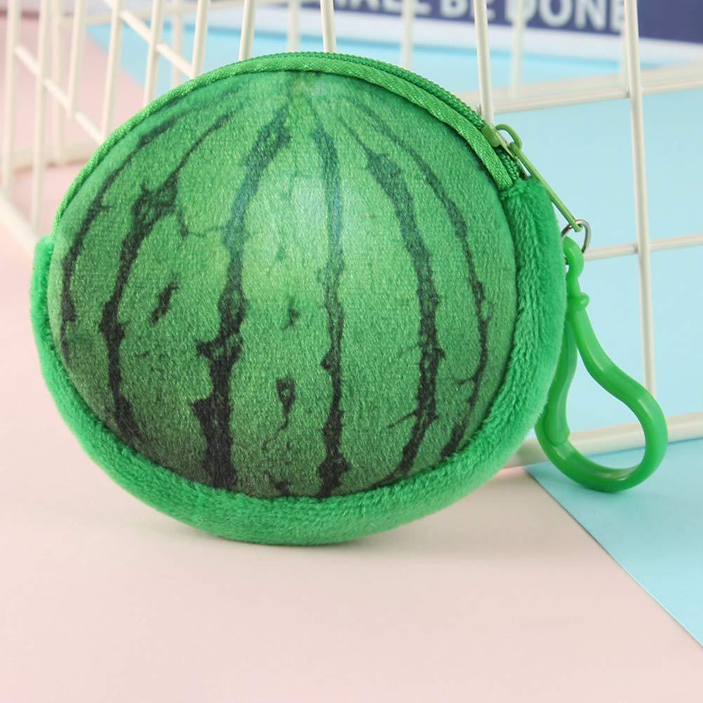 Amazon.com: TENDYCOCO 5pcs 3D Fruit Wallet Fruit Coin Purse ...